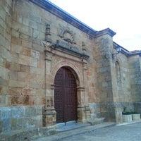 Photo taken at Palacios De La Sierra by Miguel Ángel C. on 8/16/2013