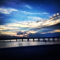 Photo taken at Baron Collier Bridge (41 North Across the Peace River) by Five Star Realty of Charlotte County, Inc. on 3/9/2013