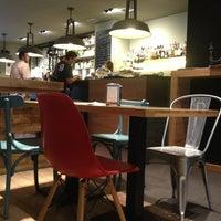Photo taken at Nolita coffe by Pablo S. on 8/14/2013