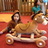 Photo taken at Kevin's Toys & Library by Jelyn A. on 2/24/2014