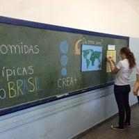 Foto tirada no(a) Crea+ Brasil - EE. Odon Cavalcanti por Pedro d. em 10/5/2013