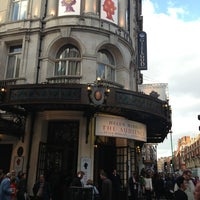 Photo taken at Gielgud Theatre by Maxim I. on 5/22/2013