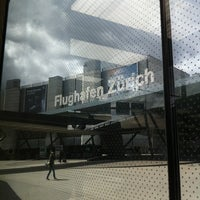Photo taken at VBG Zürich Flughafen by Vagner S. on 4/10/2013