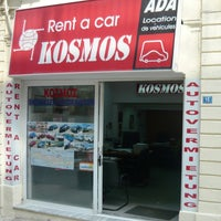 Photo taken at Kosmos Rent a Car Heraklion by Dimitris D. on 4/13/2013