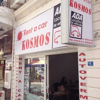 Photo taken at Kosmos Rent a Car Heraklion by Dimitris D. on 11/3/2014