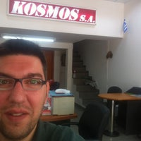 Photo taken at Kosmos Rent a Car Heraklion by Dimitris D. on 4/13/2016
