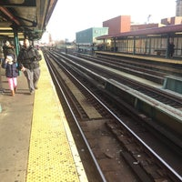 Photo taken at MTA Subway - 167th St (4) by Carlos S. on 12/10/2016