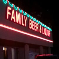 Photo taken at Family Beer and Liquor by Matt L. on 12/23/2012
