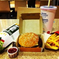 Photo taken at McDonald's by Benjamin C. on 9/13/2013