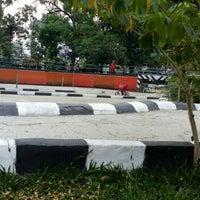 Photo taken at Taman Lalu Lintas by T Y. on 10/24/2015