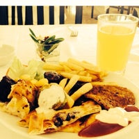 Photo taken at Main Restaurant by :))))))) on 4/22/2014