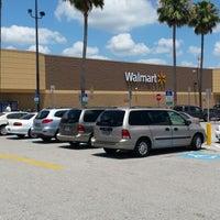 Photo taken at Walmart Supercenter by Devlin S. on 6/4/2014