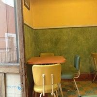 Photo taken at Cafetería y Nevería Los Alpes by Rose A. on 2/20/2013