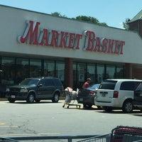 Photo taken at Market Basket by Di H. on 3/20/2018