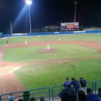Photo taken at Stadio Baseball by Alessandro M. on 6/14/2013