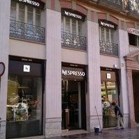 Photo taken at Nespresso Boutique by José Manuel L. on 11/10/2011
