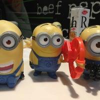 Снимок сделан в McDonald's пользователем Юлия М. 7/20/2013