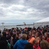 Photo taken at Boat Slip Tea Dance by Irem Y. on 5/24/2013