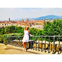 Photo taken at Bagno Firenze by Christina G. on 8/8/2013
