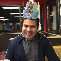 Photo taken at Burger King by Gutinho R. on 1/18/2015