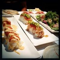 Photo taken at Hara Sushi by Patrick P. on 7/21/2013