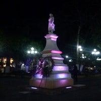 Foto diambil di Parque Miguel Hidalgo oleh Agrie M. pada 5/17/2013