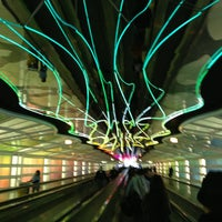 Photo taken at Chicago O'Hare International Airport (ORD) by HopHeadJim on 11/8/2013