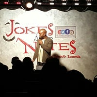 Photo taken at Jokes And Notes Comedy Club by Dana L. on 11/28/2015