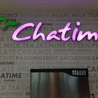 Photo taken at Chatime by Samuel W. on 10/17/2013