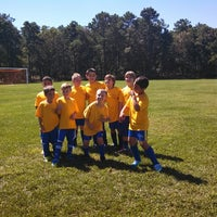 Photo taken at LMSA Soccer by Jennifer H. on 9/7/2013