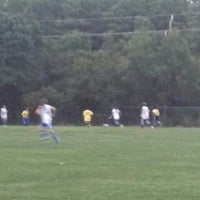 Photo taken at LMSA Soccer by Jennifer H. on 8/26/2013