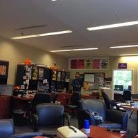 Photo taken at University Union Office by Megan B. on 10/21/2013