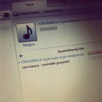 Photo taken at 🚭 Ays Ays Beybi 💫 by Ayşegül T. on 4/21/2014