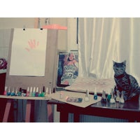 Photo taken at 🚭 Ays Ays Beybi 💫 by Ayşegül T. on 10/29/2014