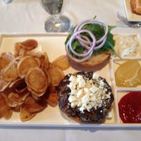 Photo taken at The Grille at Maple Lawn by Sean B. on 4/25/2014