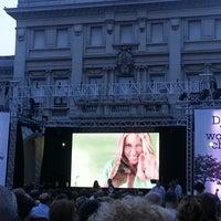 Photo taken at Piazza Del Duomo O Delle Grazie by Dario F. on 6/15/2013
