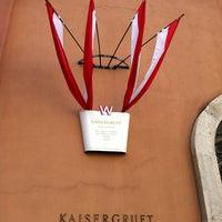 Photo taken at Kapuzinergruft - Kaisergruft by RoBerT K. on 7/14/2013