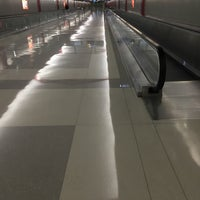 Photo taken at Moving Walkway by curt on 4/25/2016