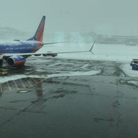 Photo taken at Gate C28 by curt on 2/10/2018