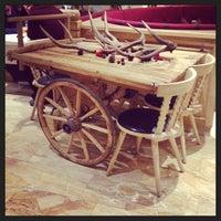 Photo taken at Restaurant Rose by Виктория Б. on 2/3/2014