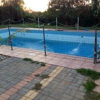 Photo taken at Althea Village SuneoClub by Dimitris P. on 7/21/2014