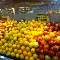 Photo taken at Marsh's Sun Fresh Market by Julie B. on 10/29/2013