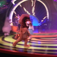 Photo taken at Madagascar Live- Operation :Vacation by Alyssa R. on 7/27/2013