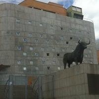 Photo taken at Palacio Vistalegre Arena by Nieves H. on 4/27/2013