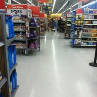 Photo taken at Walmart Supercenter by Marques on 7/4/2013