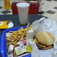 Photo taken at Burger King by Melih Ç. on 5/3/2013