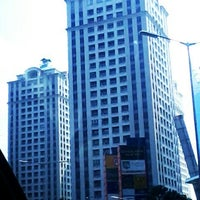 Photo taken at Citywalk Sudirman by hery e. on 5/3/2013