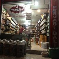 Photo taken at Mansur Kuruyemiş by Bahattin D. on 7/11/2013