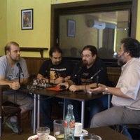 Photo taken at Pub Lloc de Joc by Óscar O. on 9/14/2013