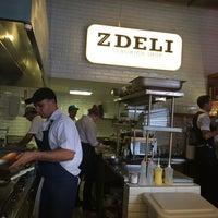 Photo taken at Z Deli Sandwich Shop by Karina P. on 11/15/2014